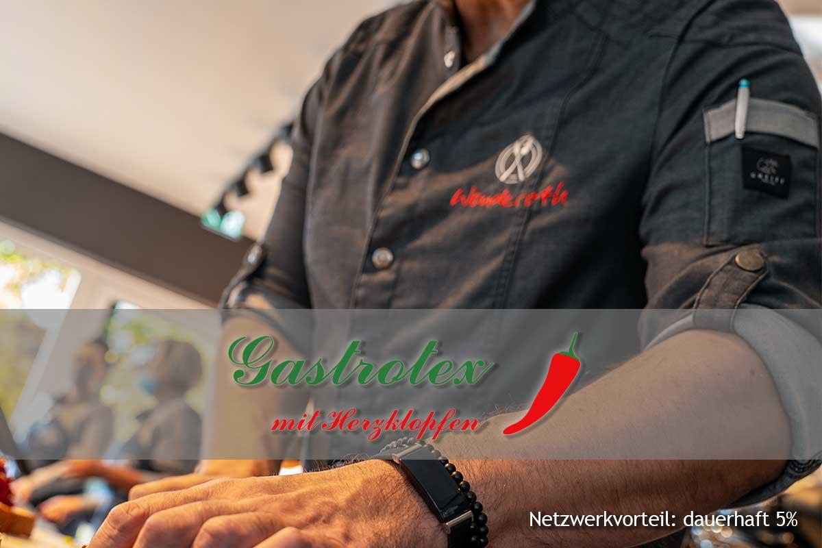 Gastrotex ist Partner der gastroPROFIS - Konzept, Betreuung und Workshops für die Gastronomie