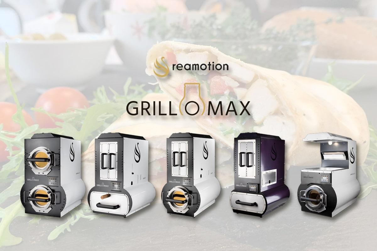 Reamotion GmbH aus Delmenhorst ist Partner von Sascha Wenderoth und den gastroPROFIS