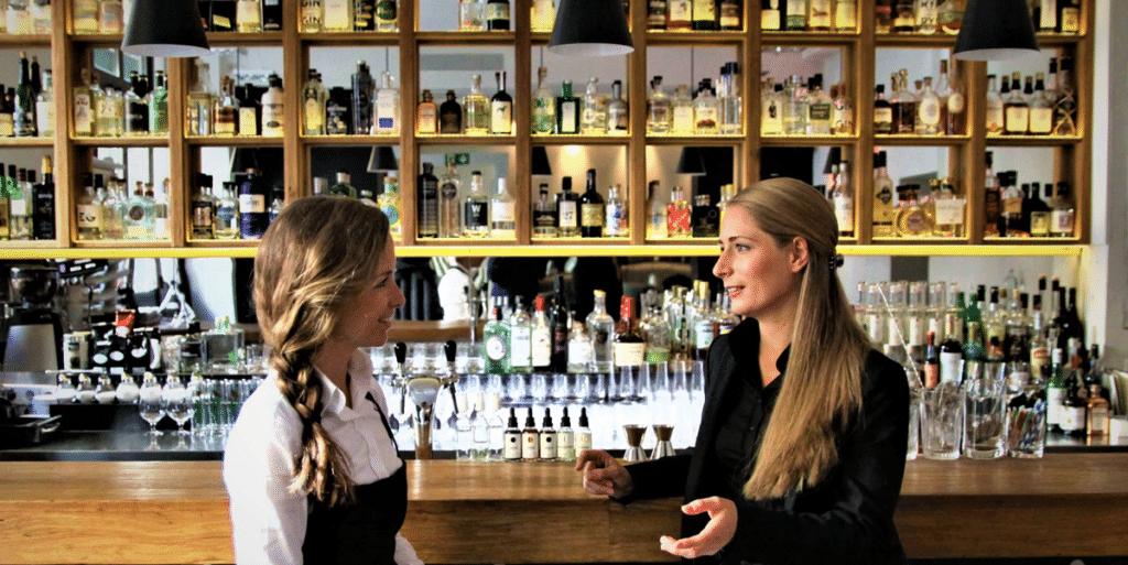 Nele Sophia Weber ist mit Ihrem Gastronomiecoaching Partnerin der gastroPROFIS - Konzept, Betreuung und Workshops für die Gastronomie | Berlin, Hamburg, Deutschland
